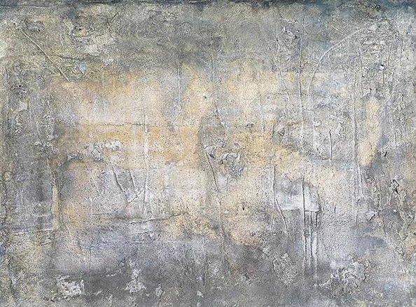 Ulrike Gaiser | Athmosphären 3 | Mixed Media auf Leinwand | 60 x 80 cm | 2020