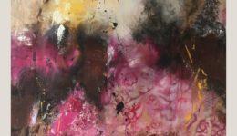 Ulrike Gaiser   Bewegung   Acryl auf Leinwand   100 x 100 cm   2019