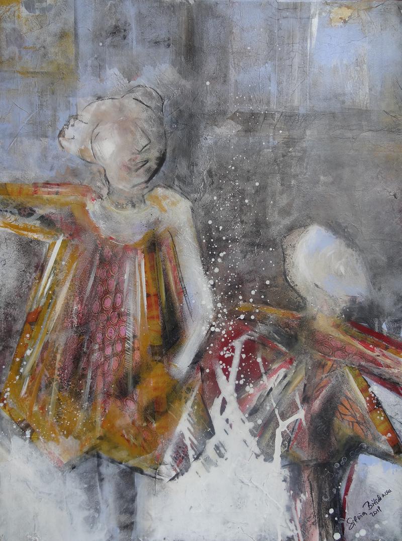Galerie-le-art | Silvia Bitschnau