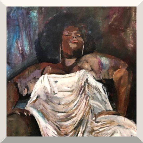 Karla Rothmann | Pride | Acryl auf Leinwand | 200 x 140 cm | 2020