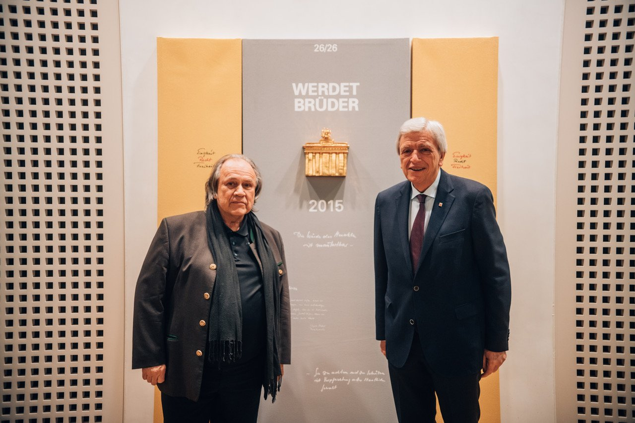 Prof. Enno-Ilka Uhde | 70 Jahre Bundesrepublik Deutschland - In Frieden und Freiheit