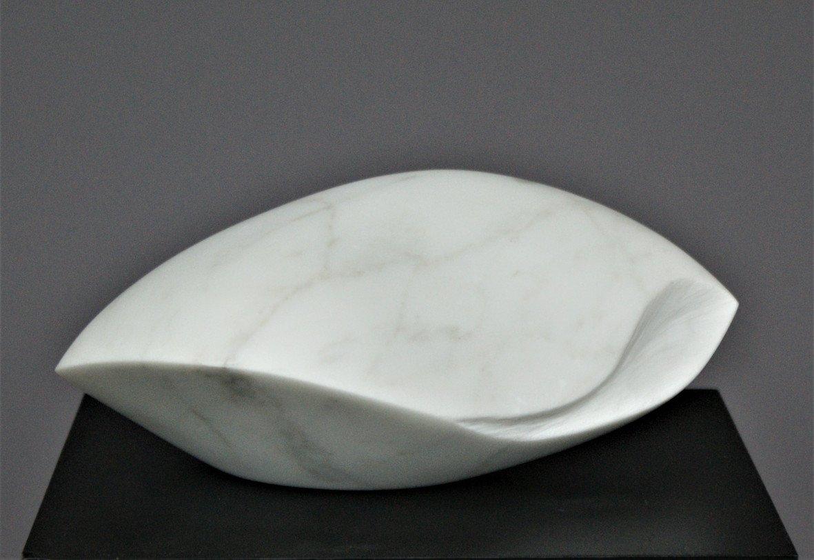 Irene Peil   Beginn   Marmor   12 x 32 x 25 cm   2017