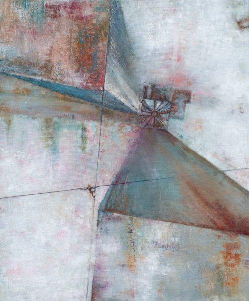 Joanna Zylla | New York | Öl auf Leinwand | 120 x 100 cm | 2019