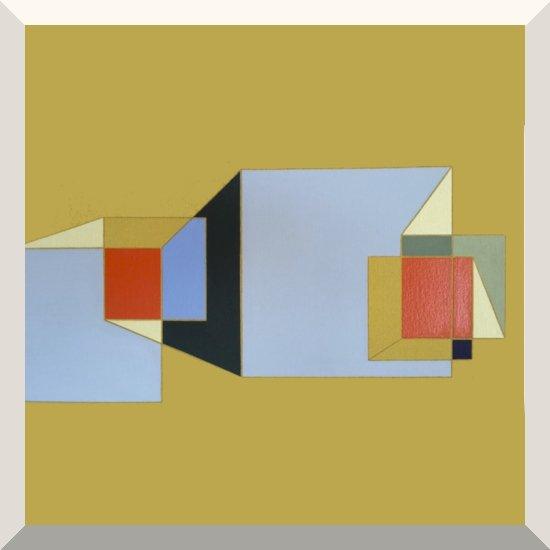 Sibylle M. Rosenboom | 19 ML 0311 |  Mischtechnik auf Leinwand | 30 x 50 cm | 2019