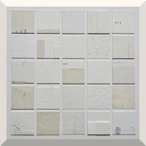 Rainer Storck | Ohne Titel | Acryl, Graphit auf Papier | 27 x 27 cm | 2019