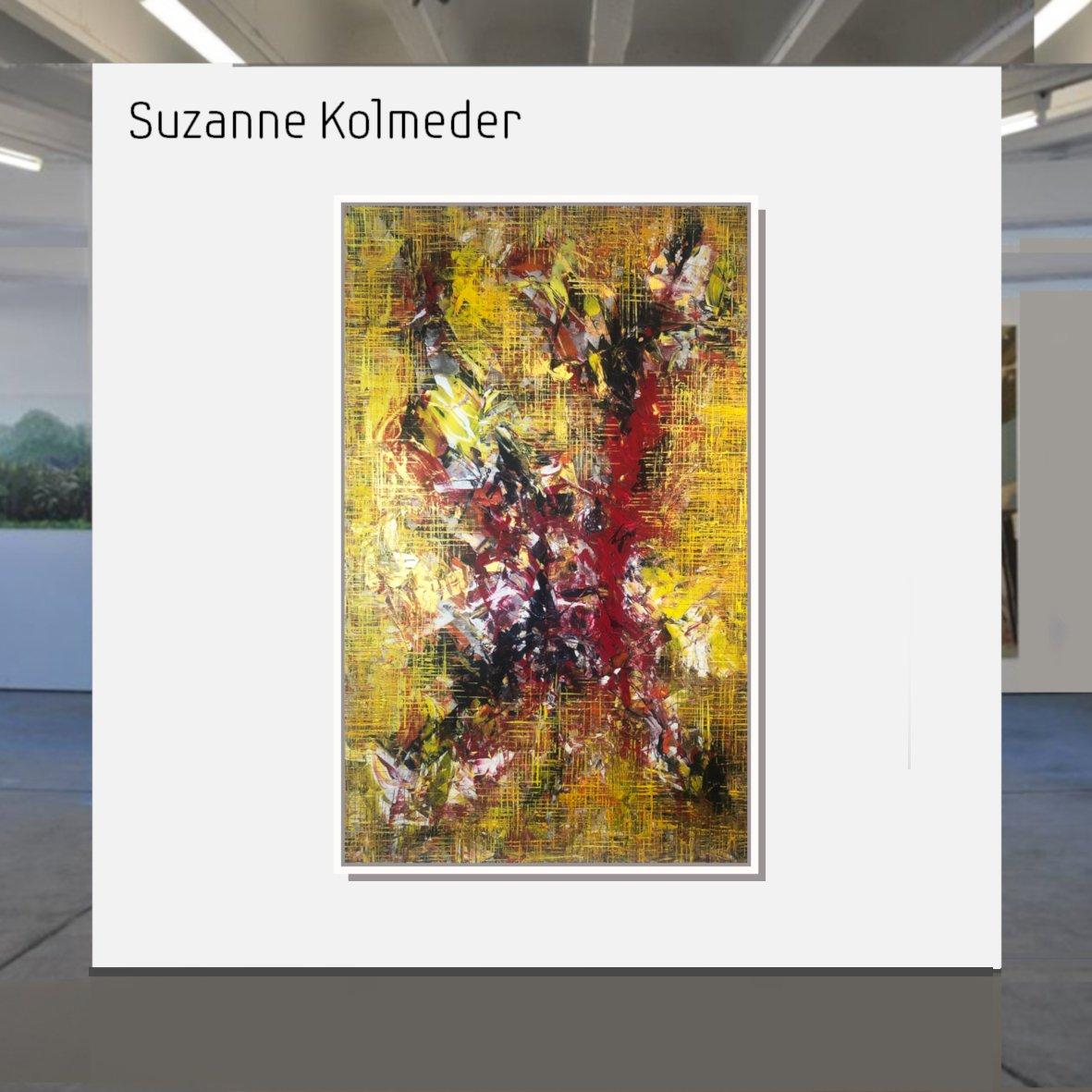 Maske_Suzanne_Kolmeder_Networks. No._35_2020_100x160_mit_Rahmen
