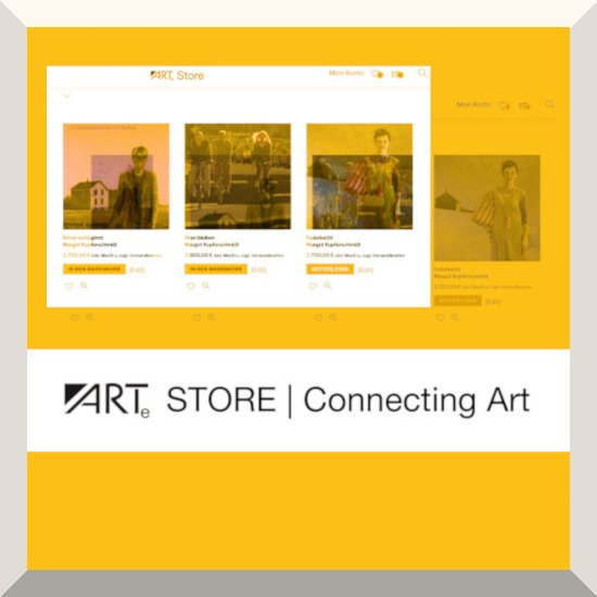 ARTe Store | Connecting Art