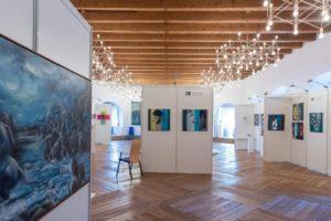 ARTe Kunstsalon Burg Stettenfels 2021