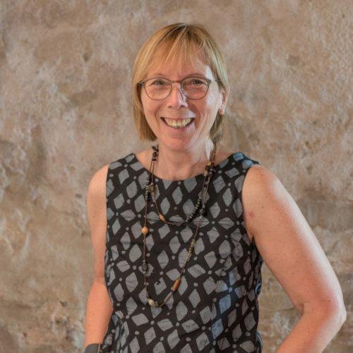 Margot Kupferschmidt Porträt
